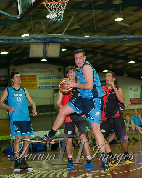 © Braves (70) v Tamworth Thunderbolts (75) 4 July 2015-7658