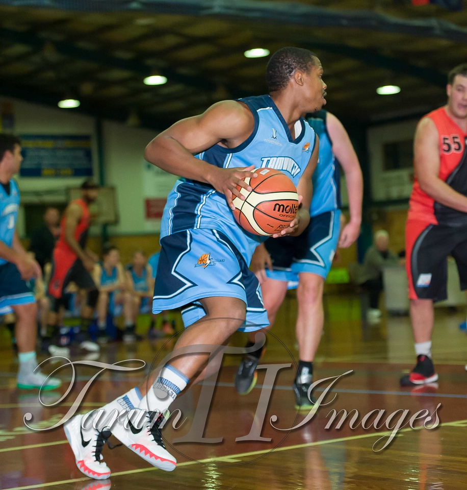 © Braves (70) v Tamworth Thunderbolts (75) 4 July 2015-7473