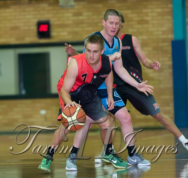 © Braves (70) v Tamworth Thunderbolts (75) 4 July 2015-7764
