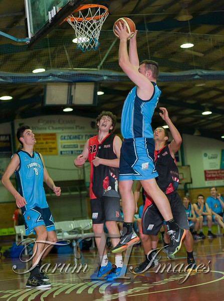 © Braves (70) v Tamworth Thunderbolts (75) 4 July 2015-7656