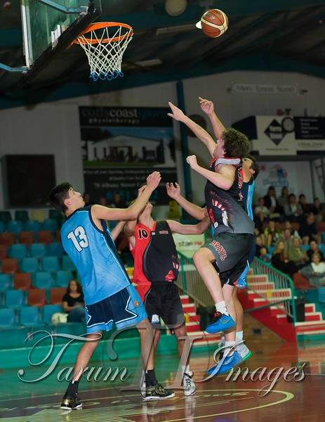 © Braves (70) v Tamworth Thunderbolts (75) 4 July 2015-7707