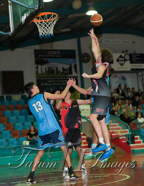 © Braves (70) v Tamworth Thunderbolts (75) 4 July 2015-7706