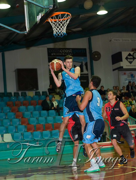 © Braves (70) v Tamworth Thunderbolts (75) 4 July 2015-7834