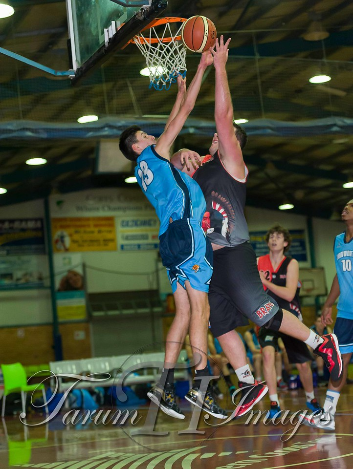 © Braves (70) v Tamworth Thunderbolts (75) 4 July 2015-7479