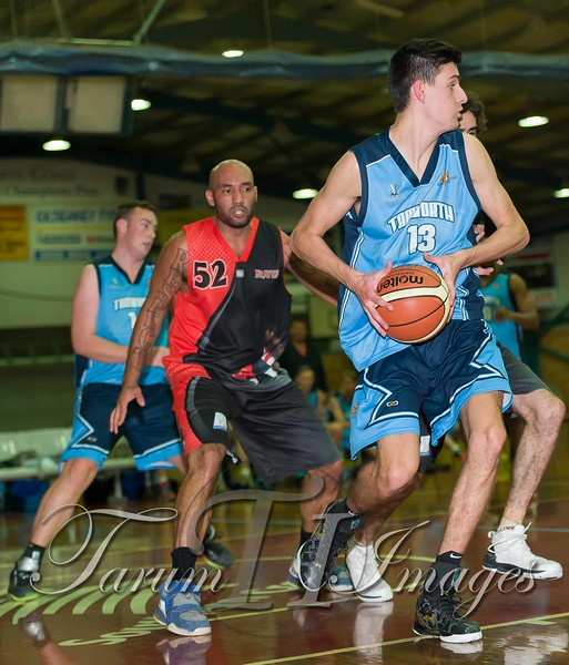 © Braves (70) v Tamworth Thunderbolts (75) 4 July 2015-7644