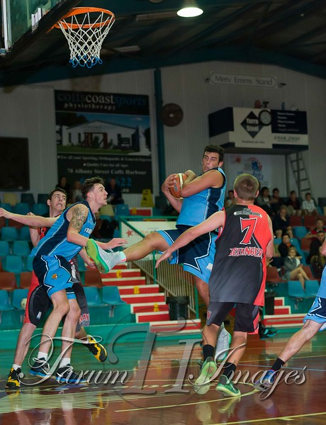 © Braves (70) v Tamworth Thunderbolts (75) 4 July 2015-7818