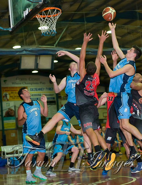 © Braves (70) v Tamworth Thunderbolts (75) 4 July 2015-7624
