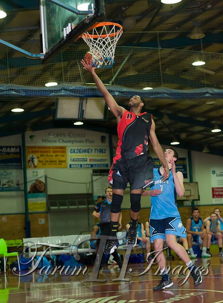 © Braves (70) v Tamworth Thunderbolts (75) 4 July 2015-7552