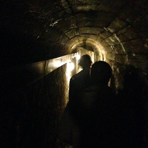 Exploring the Dark, Subterranean Tunnels of the Catacombs of Paris