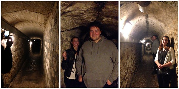 Exploring the Dark, Damp Tunnels of the Catacombs of Paris