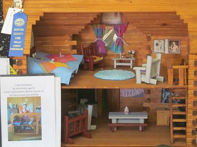 Benton County Fair 4-H Exhibitions