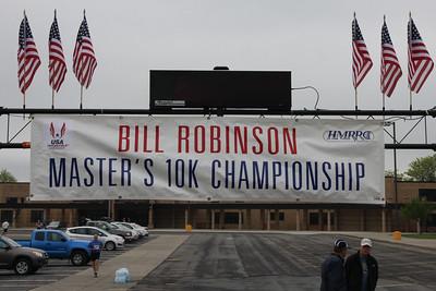 Bill Robinson Masters 10K