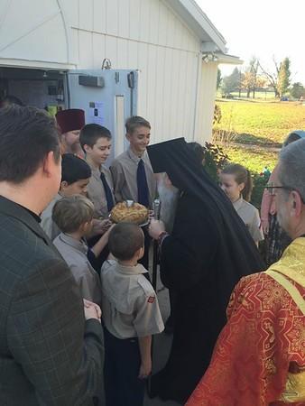 Bishop Peter's Visit to St. Vladimir Church - Liturgy