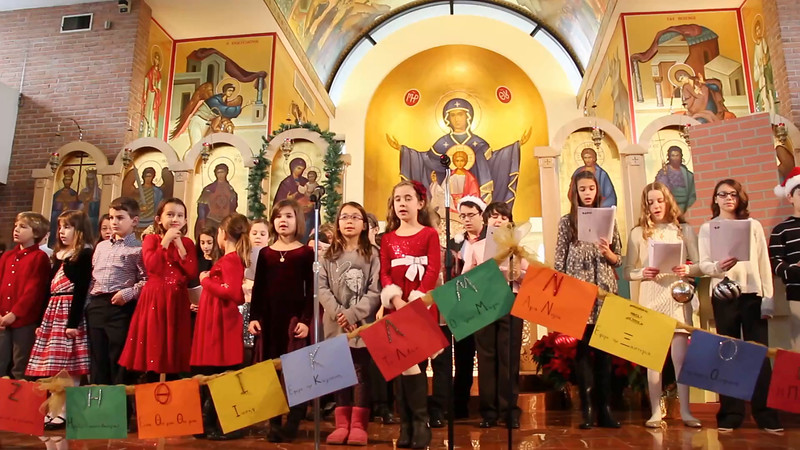 VIDEO: Bloomfield Hills Parish Christmas Pageant