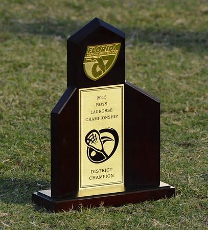Lacrosse District Champs Celebration 4/9/2015