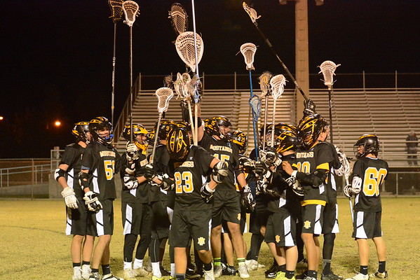 Lacrosse at The Rock 2/18/2015