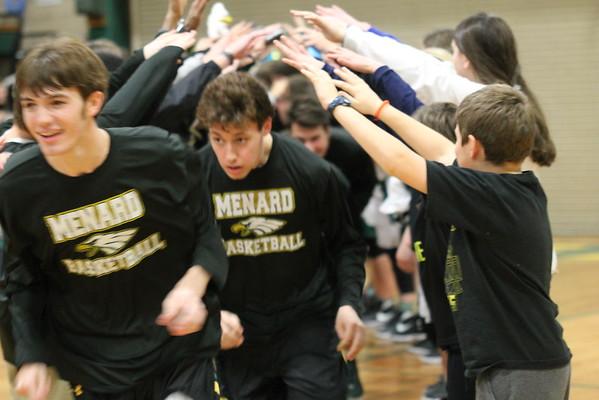 Boys Basketball  (Oakdale)
