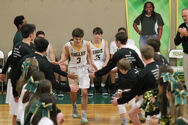 Boys Basketball (Rosepine)