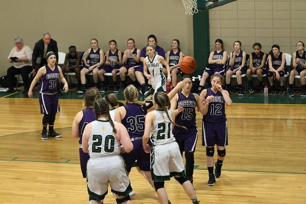 Girls Basketball (Rosepine)