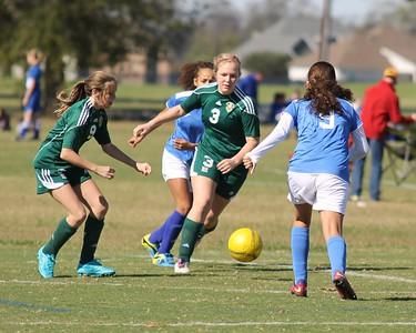 Jr hi Girls soccer