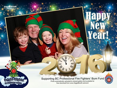 Bright Nights - Holiday Photo 2015