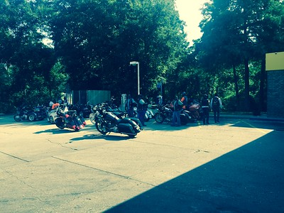 Buffalo Soldiers Mobile, AL Ride To P'Cola