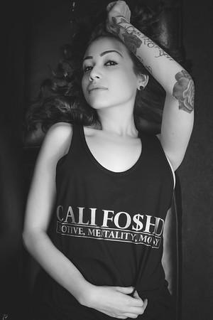 Byanka Lee x Cali Fosho Shoot