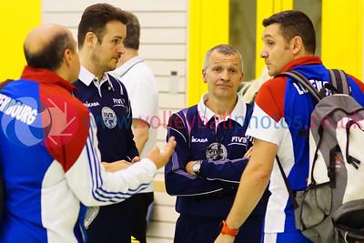 2015 CEV Volleyball European Championship - Women, CYP 3 v 1 LUX (22-25, 25-11, 25-14, 25-20), Schaan, Liechtenstein, Fri 15th May 2015.