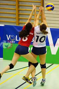 FAR 3 v 1 LIE (21-25, 25-14, 25-21, 25-11), 2015 Women's CEV European Championship Finals (Small Countries Division), Gemeindeschulen, Schaan, Liechtenstein, Sat 16th May 2015.