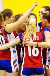 FAR 2 v 3 LUX (22-25, 25-23, 25-22, 20-25, 10-15), 2015 Women's CEV European Championship Finals (Small Countries Division), Gemeindeschulen, Schaan, Liechtenstein, Sun 17th May 2015.