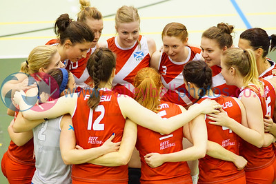LIE 0 v 3 SCO (13, 19, 12), 2015 Women's CEV European Championship Finals (Small Countries Division), Gemeindeschulen, Schaan, Liechtenstein, Sun 17th May 2015.