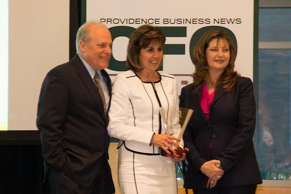 CFO Awards - Bryant University