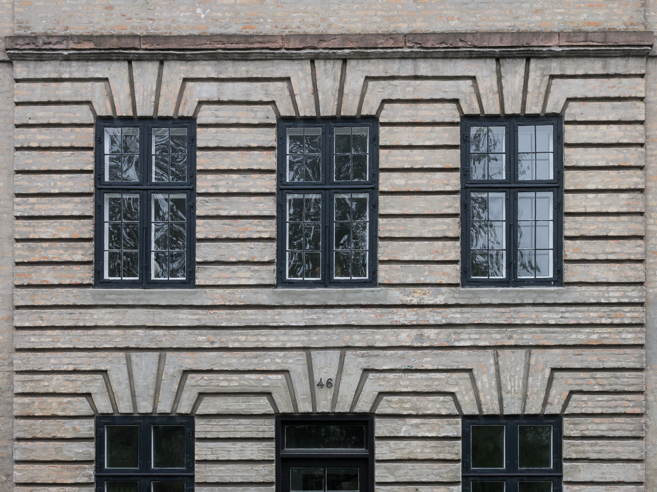 looks just like a facade
