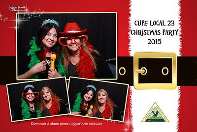 CUPE Local 23 Christmas Party