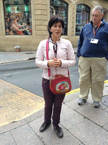 Guide in Logrono - Joan Fleming
