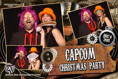 Capcom - Steampunk Christmas Party