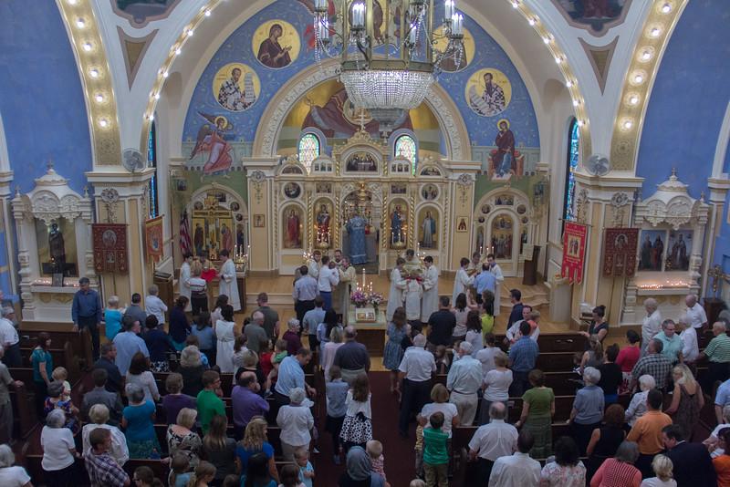 First Sunday Liturgy