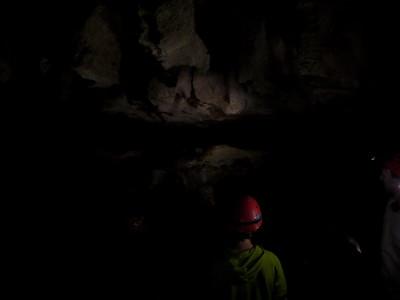 Caving - Colorado Bend State Park
