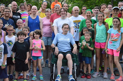 Centennial Fun Run Tom Green Tribute