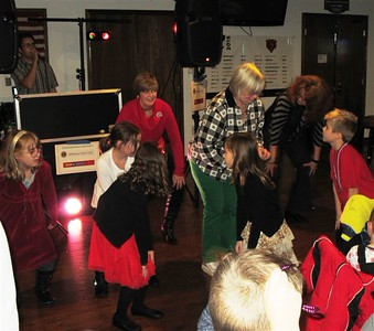 Christmas Fest 2015 - Bank, Parade, Tree Lighting & Dance