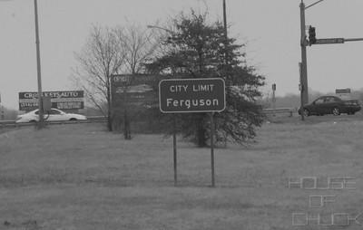 Chuck Pfoutz Presents: Ferguson 2015