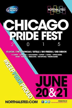 Chuck Pfoutz Presents: Chicago Pride 2015