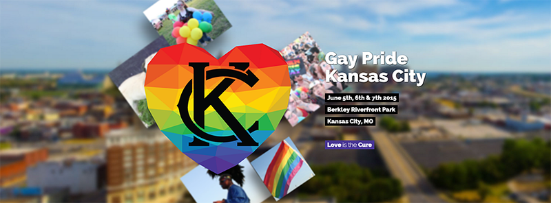Chuck Pfoutz Presents: Kansas City Pride 2015