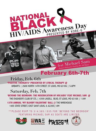 Chuck Pfoutz Presents: National Black HIV/AIDS Awareness Day 2015