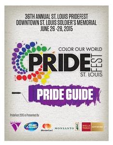 Chuck Pfoutz Presents: Pride St. Louis 2015