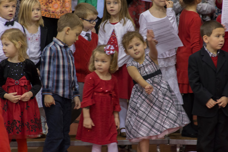 Church School Christmas Program
