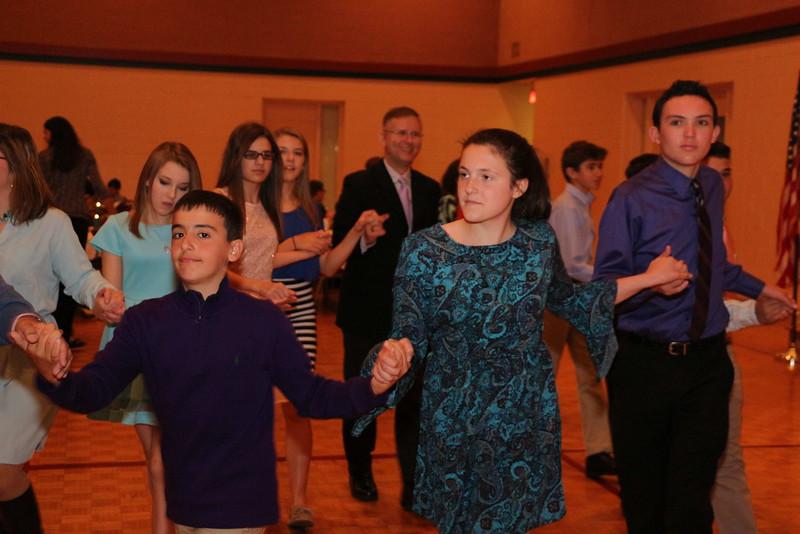 GOYA Taverna Night | April 25, 2015 | Holy Trinity-St. Nicholas Church, Cincinnati, Ohio