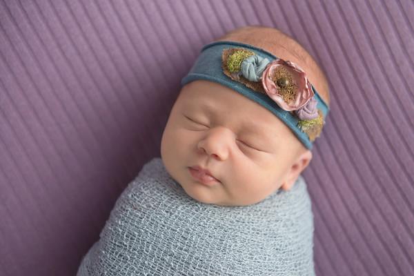 Claire N •Newborn