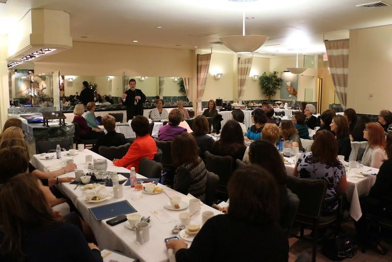 Philoptochos Breakfast & Awards