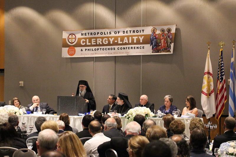 Archbishop Demetrios' Address